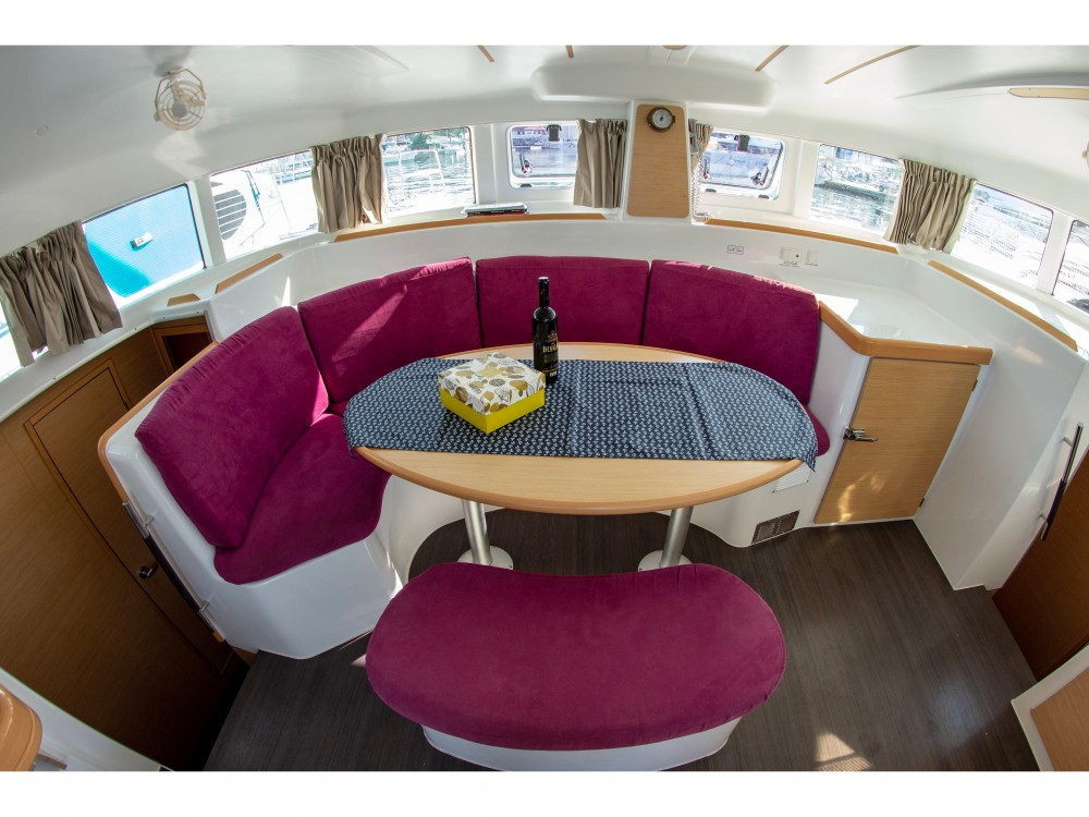 Catamaran à louer à Spalato au meilleur prix