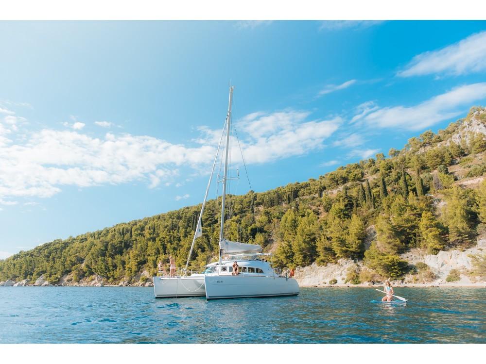 Location yacht à Spalato - Lagoon Lagoon 380 (2015) sur SamBoat