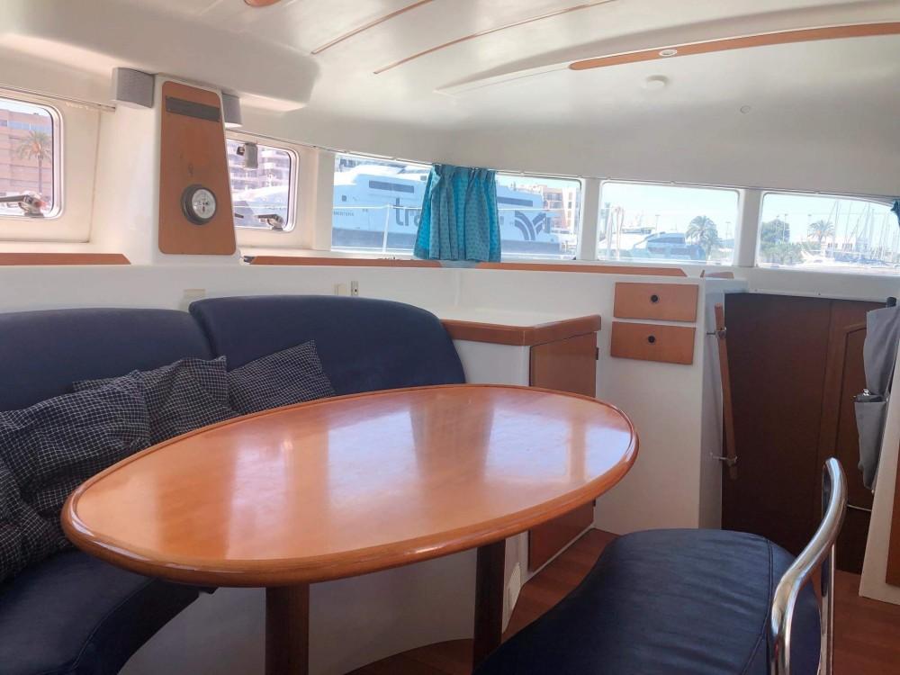 Louez un Lagoon Lagoon 380 S2 à Ibiza