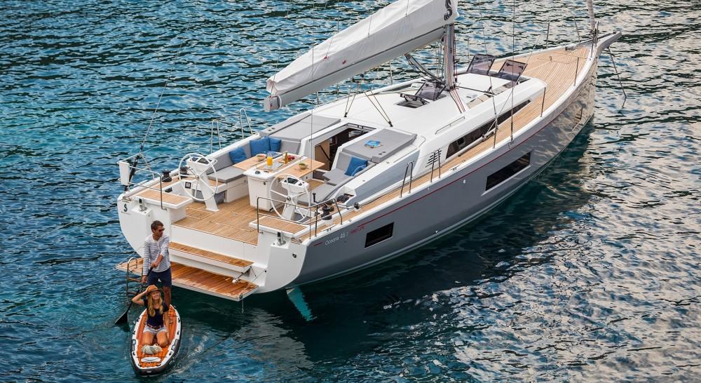 Location bateau Bénéteau Oceanis 461 à Ibiza Magna sur Samboat