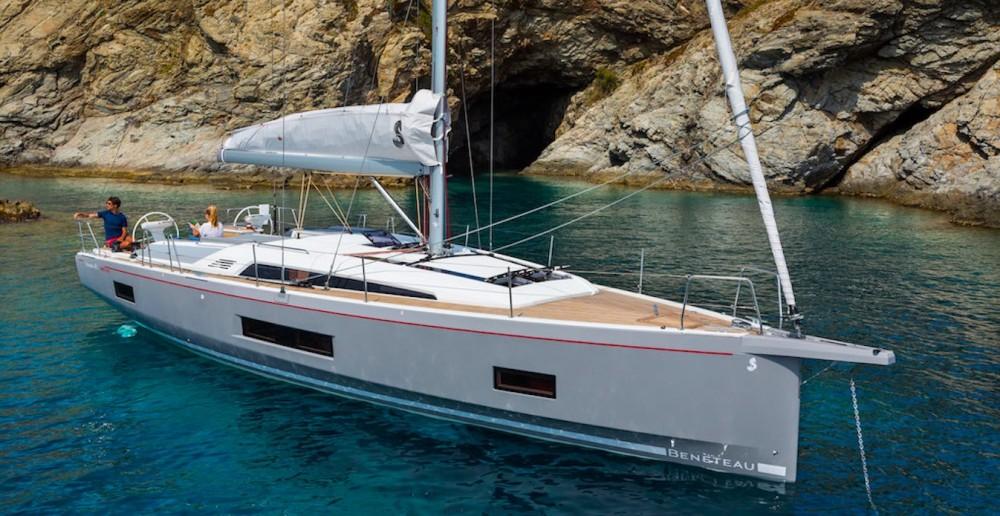 Voilier à louer à Ibiza Magna au meilleur prix