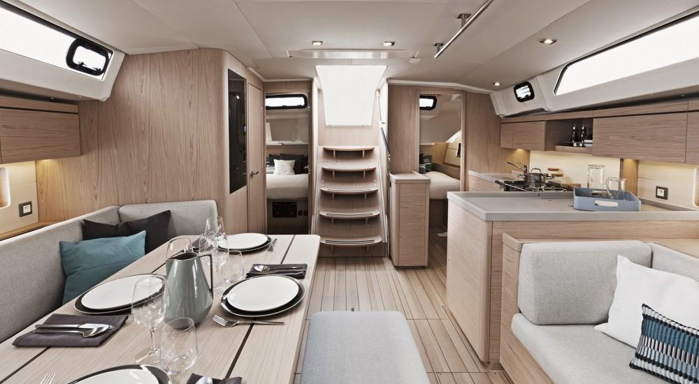 Location yacht à Ibiza Magna - Bénéteau Oceanis 461 sur SamBoat