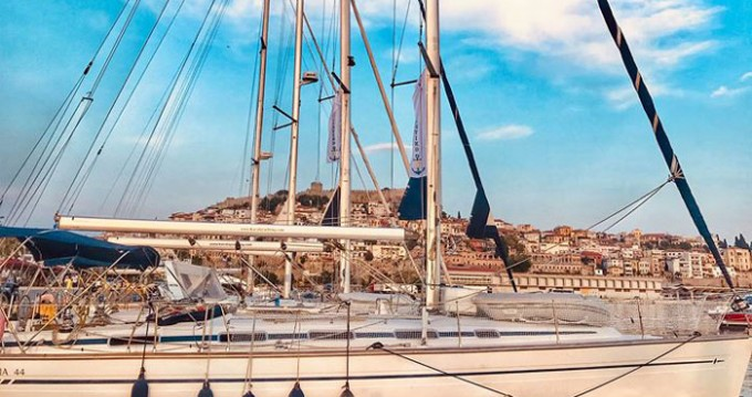 Location bateau Kavala pas cher Bavaria 44