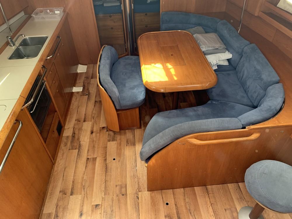 Location yacht à Laurion - Jeanneau Sun Odyssey 45 sur SamBoat