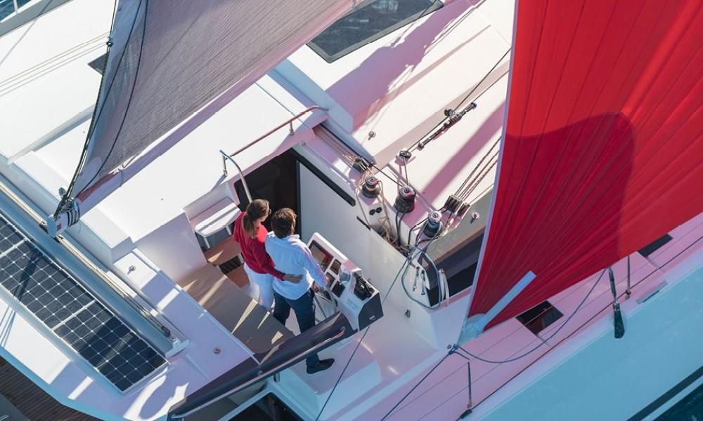 Louer Catamaran avec ou sans skipper Fountaine Pajot à Croatie