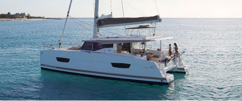 Location Catamaran à Trogir - Fountaine Pajot Fountaine Pajot Lucia 40