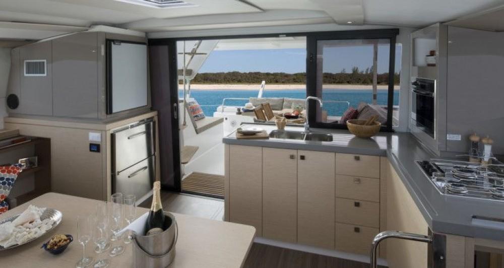 Location yacht à Trogir - Fountaine Pajot Fountaine Pajot Lucia 40 sur SamBoat
