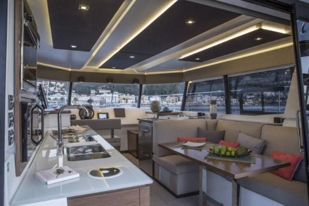 Location yacht à Trogir - Fountaine Pajot Fountaine Pajot MY 37 sur SamBoat