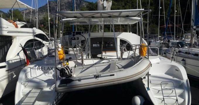 Location bateau Göcek pas cher Lagoon 380 S2