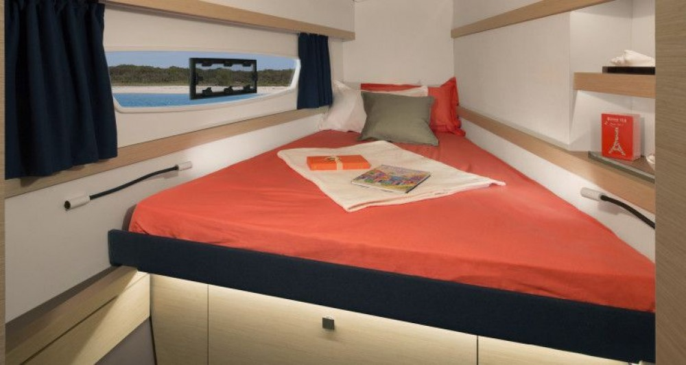 Louer Catamaran avec ou sans skipper Fountaine Pajot à Trogir