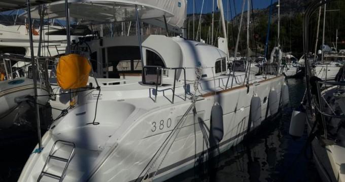 Location yacht à Göcek - Lagoon Lagoon 380 S2 sur SamBoat