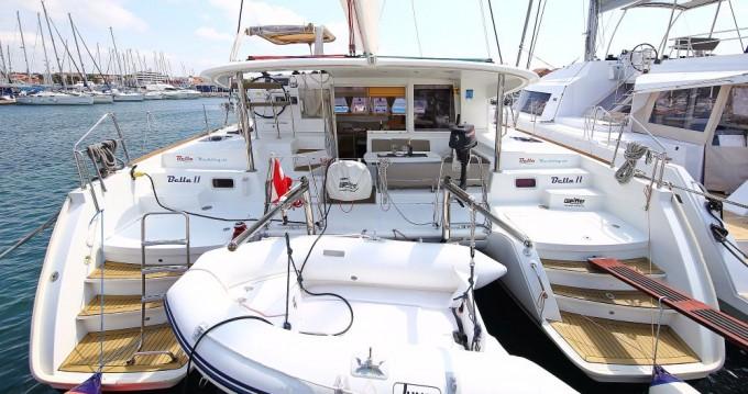 Location bateau Vodice pas cher Lagoon 400