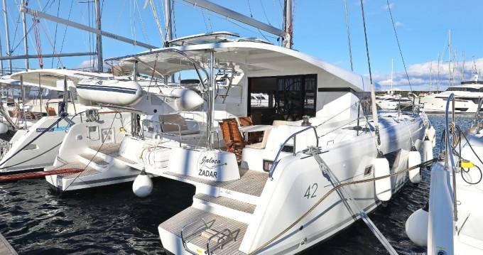 Location yacht à Vodice - Lagoon Lagoon 42 sur SamBoat