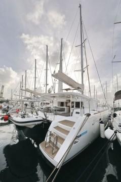 Location bateau Lagoon Lagoon 450 F à Trogir sur Samboat