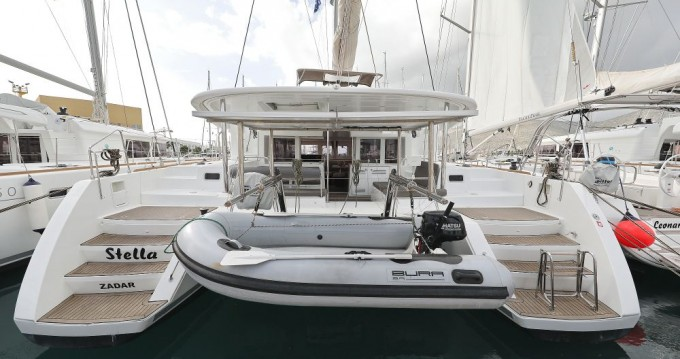 Location bateau Trogir pas cher Lagoon 450 F