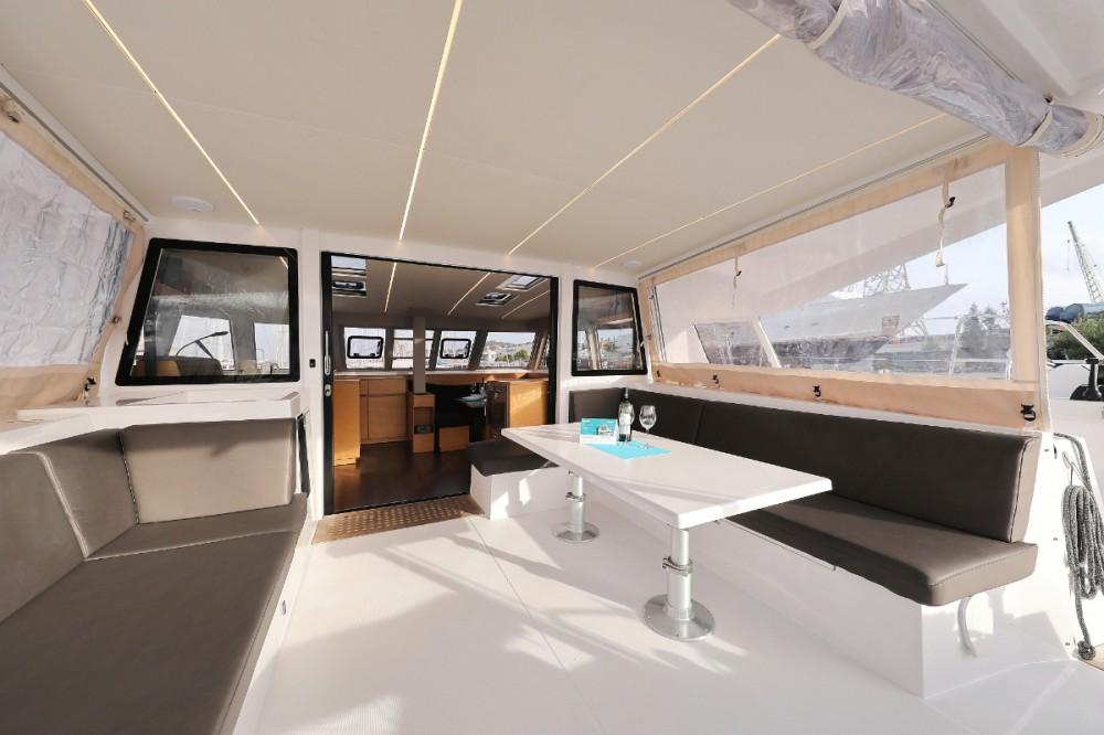 Location Catamaran à Leucade - Nautitech Nautitech 46