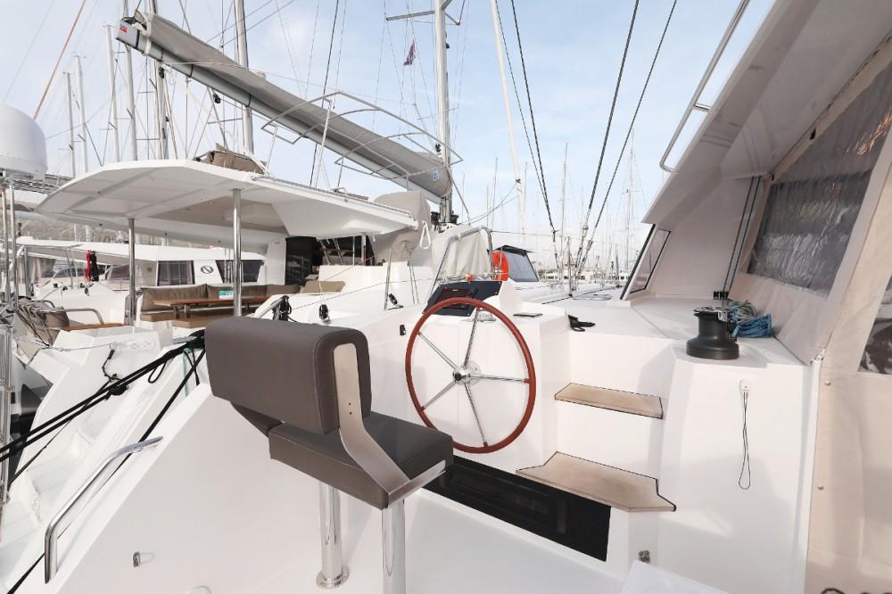 Location bateau Nautitech Nautitech 46 à Leucade sur Samboat