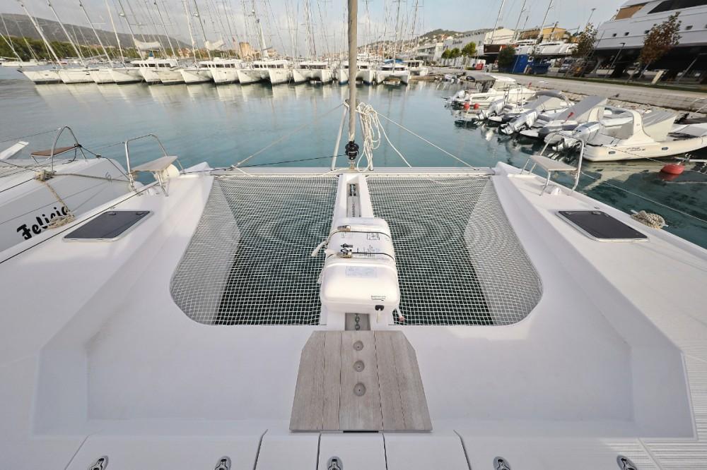 Louer Catamaran avec ou sans skipper Nautitech à Leucade