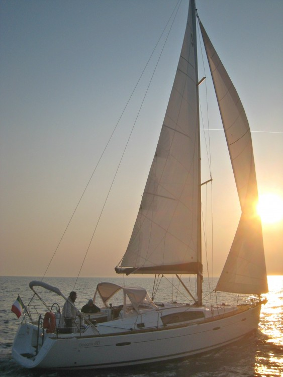 Louer Voilier avec ou sans skipper Bénéteau à Nettuno