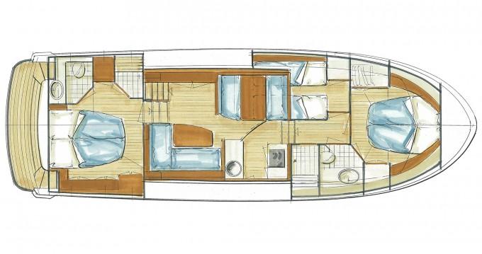 Location bateau Kinrooi pas cher Linssen Grand Sturdy 410 AC