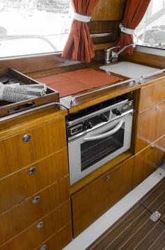 Location bateau Athènes pas cher Nimbus 320 Coupe