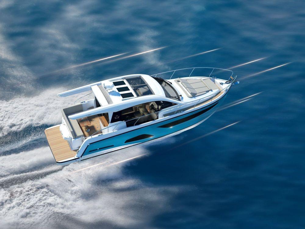Louer Bateau à moteur avec ou sans skipper Sealine à Croatie