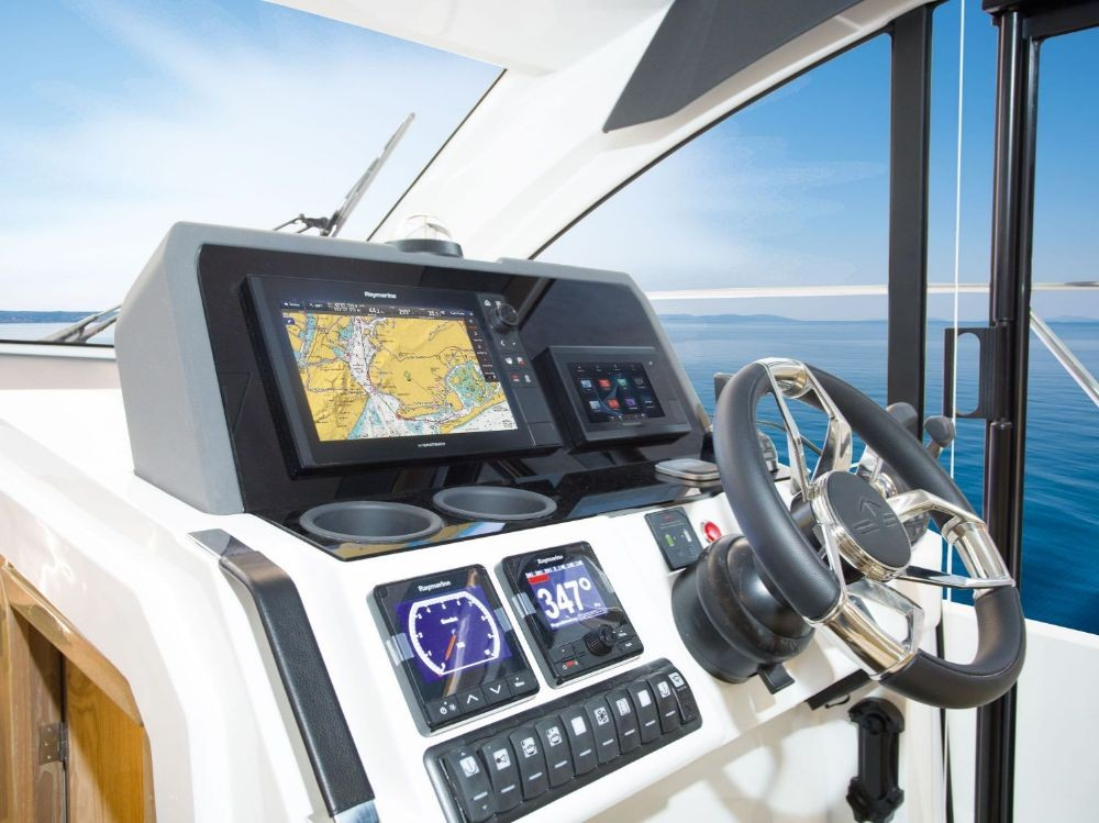 Location bateau Croatie pas cher Sealine C390