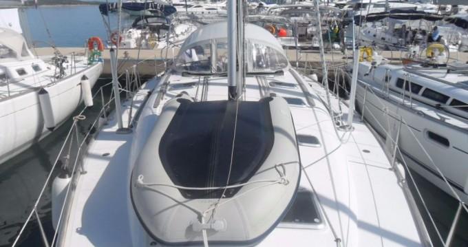 Jeanneau Sun Odyssey 49 entre particuliers et professionnel à Jezera
