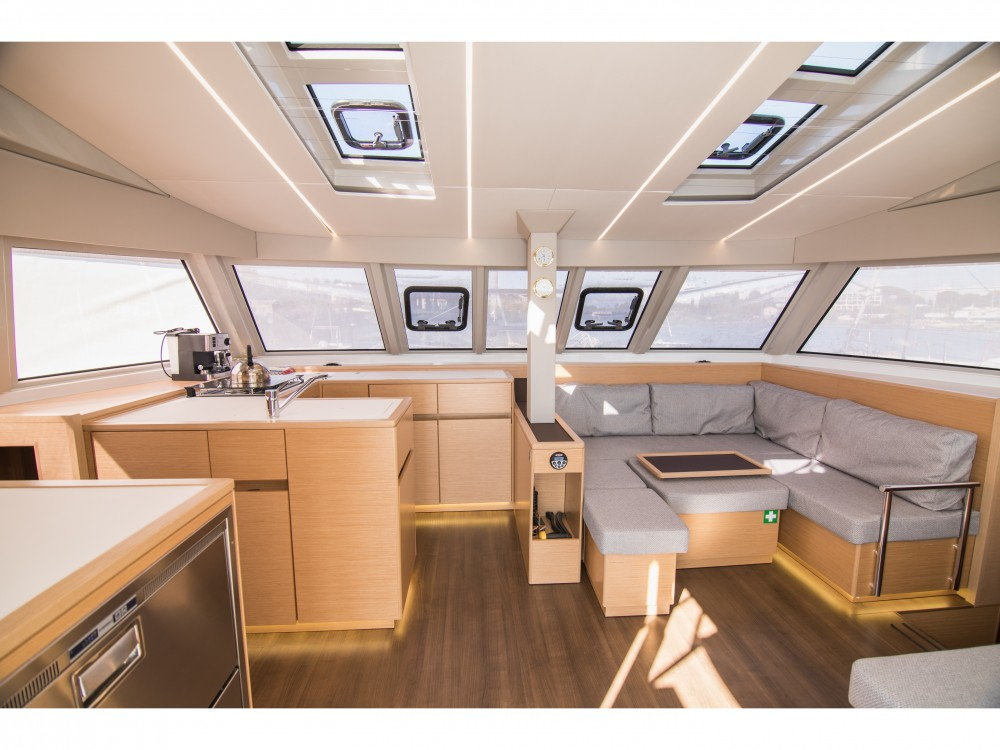 Louer Catamaran avec ou sans skipper Nautitech à Préveza