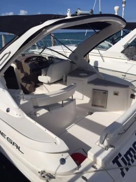 Bateau à moteur à louer à Cancún au meilleur prix