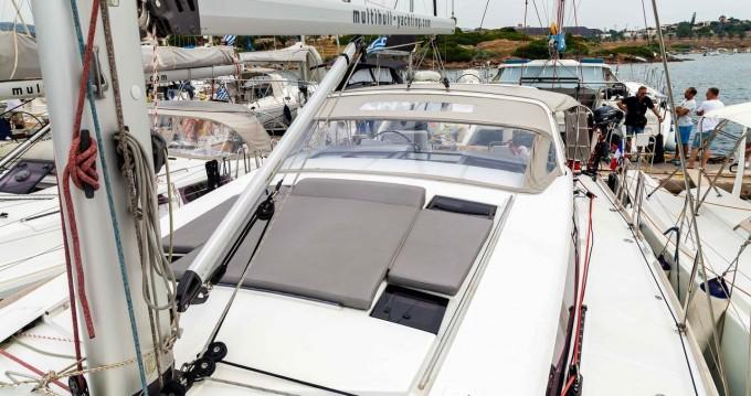 Location yacht à Athènes - Bénéteau Beneteau Sense 50 - 3 + 1 cab. sur SamBoat