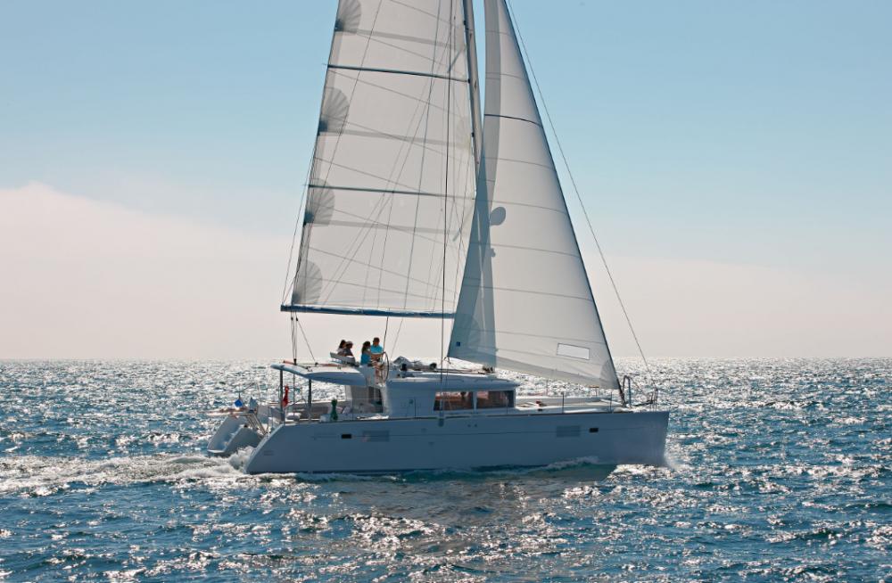 Location bateau Péloponnèse pas cher Lagoon 450 F - 4 + 2 cab.