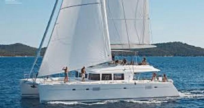 Location yacht à Lávrio - Lagoon Lagoon 560 sur SamBoat
