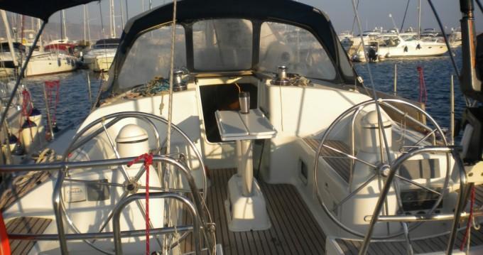Louez un Jeanneau Sun Odyssey 40 à Athènes