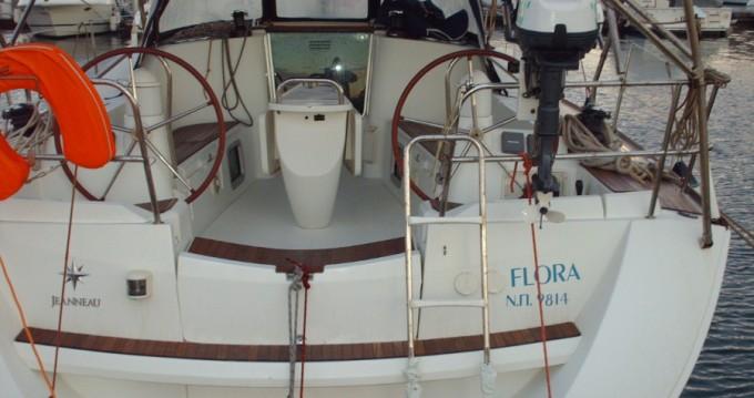 Location bateau Jeanneau Sun Odyssey 42i à Athènes sur Samboat