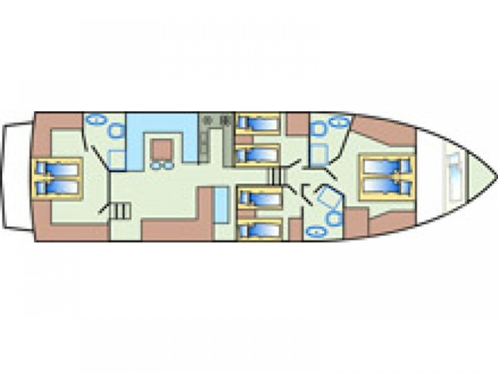 Louer Yacht avec ou sans skipper Yaretti à Primošten