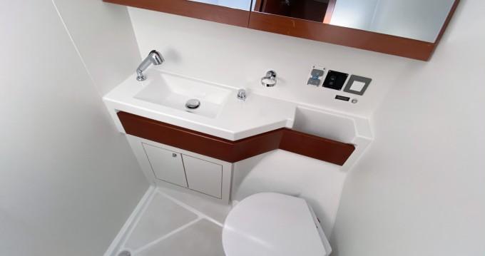 Location yacht à Ibiza (Ville) - Bénéteau Oceanis 46.1 sur SamBoat
