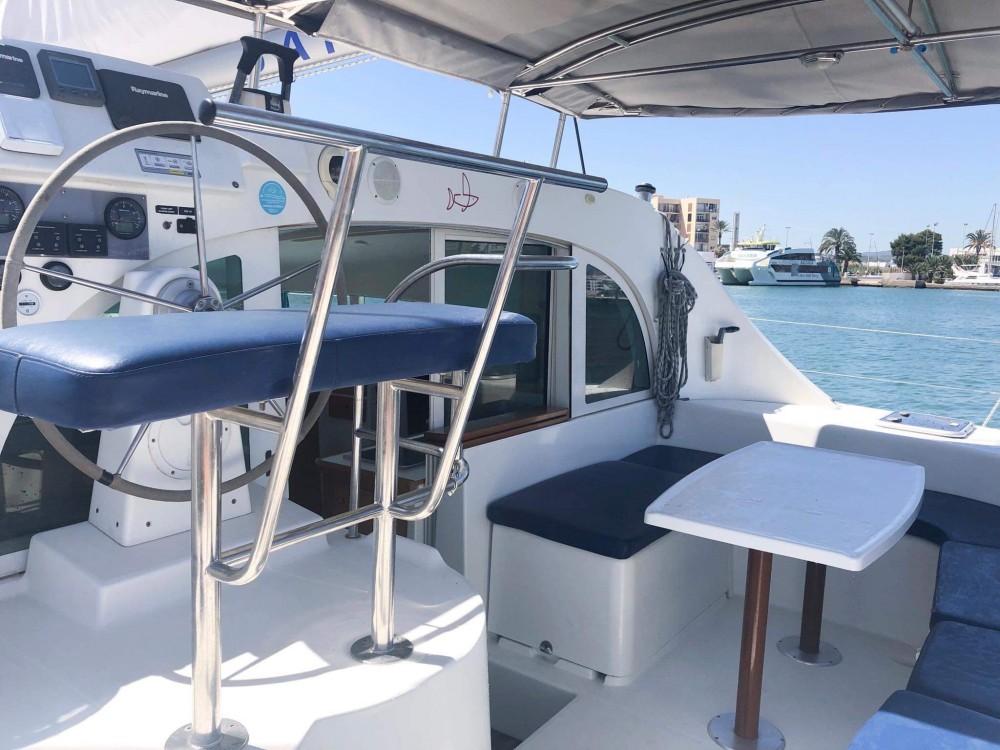 Location Catamaran à Ibiza - Lagoon Lagoon 380 S2