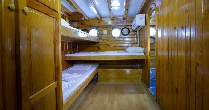 Location yacht à Mykonos (Île) -  Gulet Artemis sur SamBoat