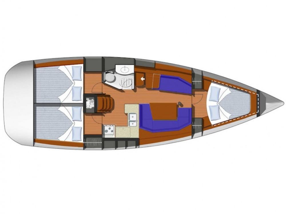 Location yacht à Follonica - Jeanneau Sun Odyssey 37 sur SamBoat