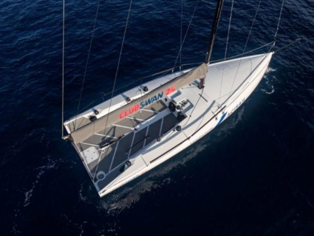Location bateau ACI Marina Split pas cher ClubSwan 36