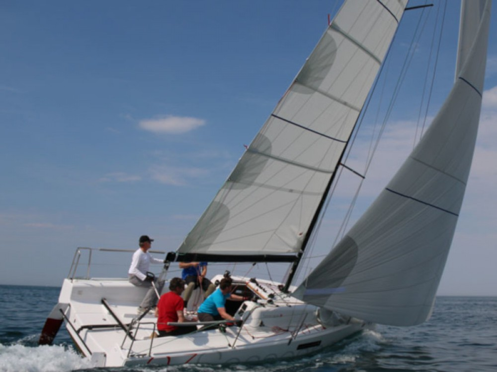 Location bateau Biograd na Moru pas cher Seascape 27