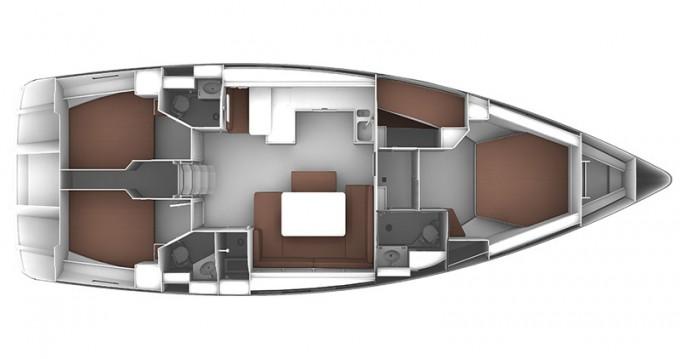Louez un Bavaria Cruiser 51 à Lanzarote
