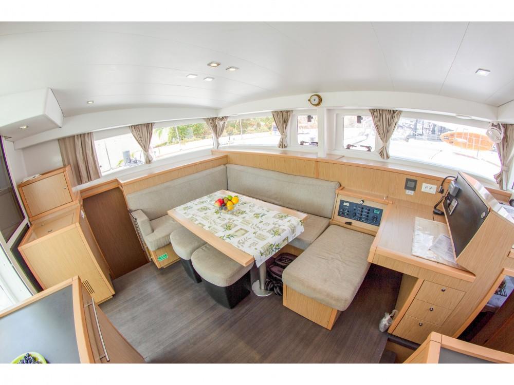 Location yacht à Spalato - Lagoon Lagoon 400 S2 (2013)  sur SamBoat