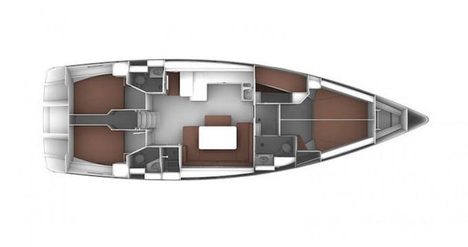 Location Voilier à Golfo Aranci - Bavaria Cruiser 51