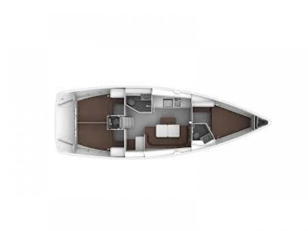 Location bateau Marina di Portisco pas cher Bavaria Cruiser 41
