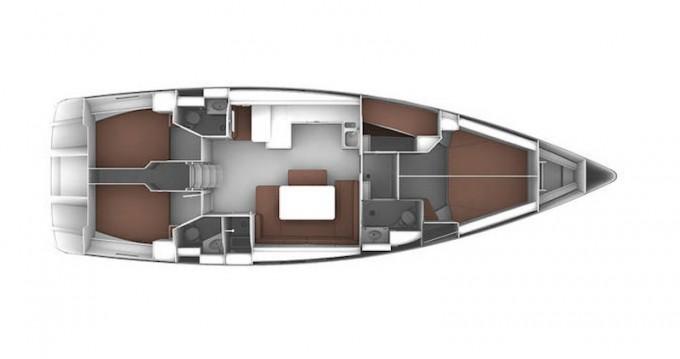 Location bateau Bavaria Cruiser 51 à Cagliari sur Samboat