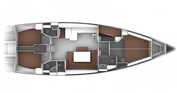 Location bateau Bavaria Cruiser 51 à Alghero sur Samboat