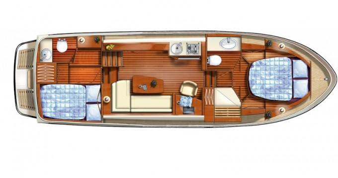 Location bateau Tonnerre pas cher Linssen 33.9AC