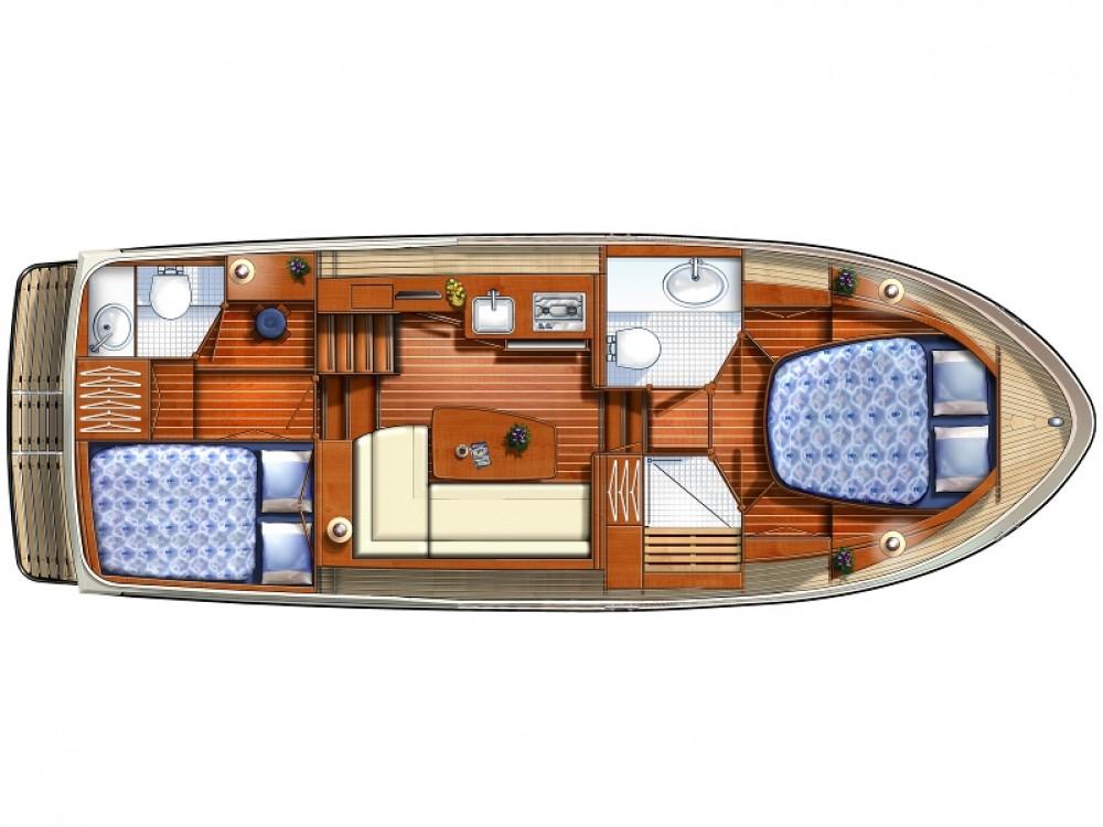 Location bateau Linssen Linssen 30.9AC à  sur Samboat